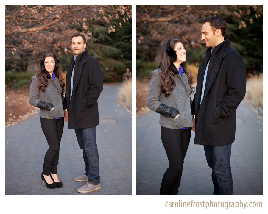 battery park engagement nyc engagement photographer