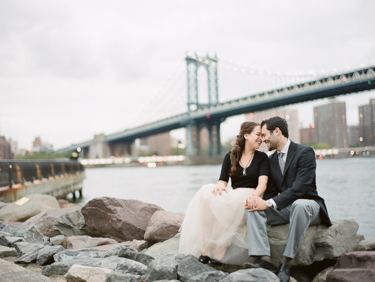 nyc film wedding photographer